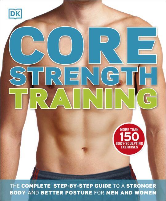 Flexibound cover of Core Strength Training
