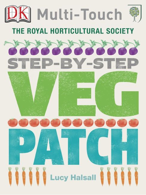 eBook cover of Step-by-Step Veg Patch