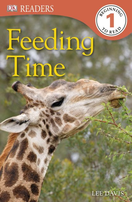 eBook cover of Feeding Time