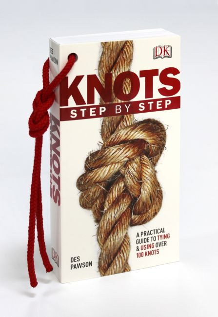 Paperback cover of Knots Step by Step