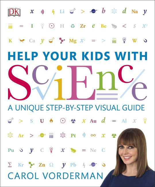 Flexibound cover of Help Your Kids with Science