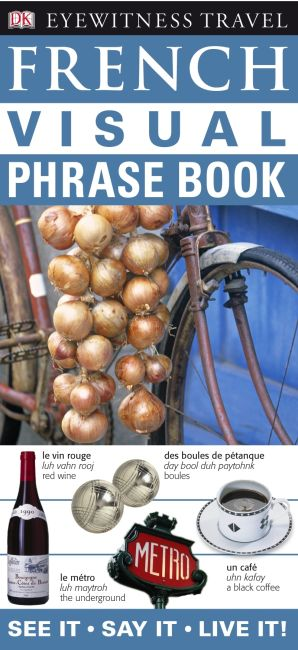 eBook cover of French Visual Phrase Book