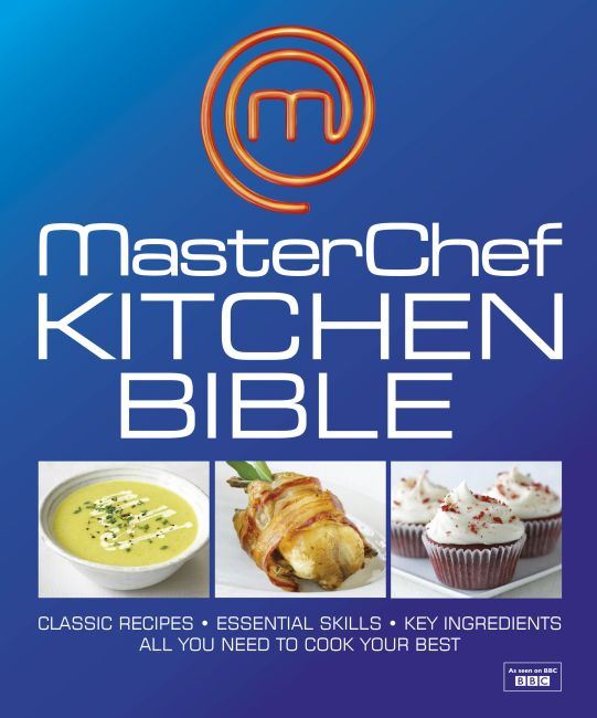 eBook cover of MasterChef Kitchen Bible
