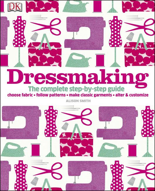 Hardback cover of Dressmaking