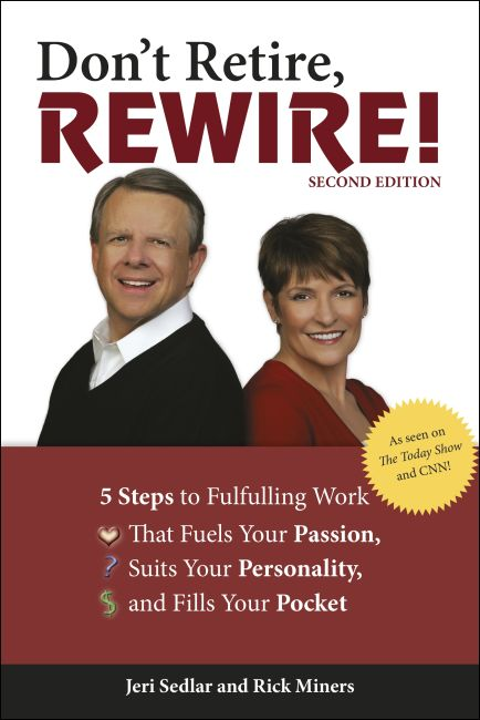 eBook cover of Don't Retire, Rewire!, 2nd Edition