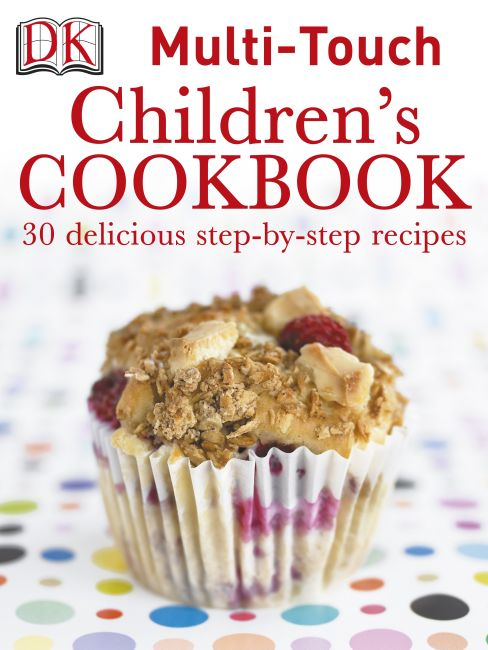 eBook cover of Children's Cookbook