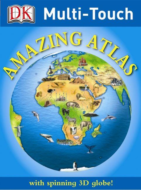 eBook cover of Amazing Atlas