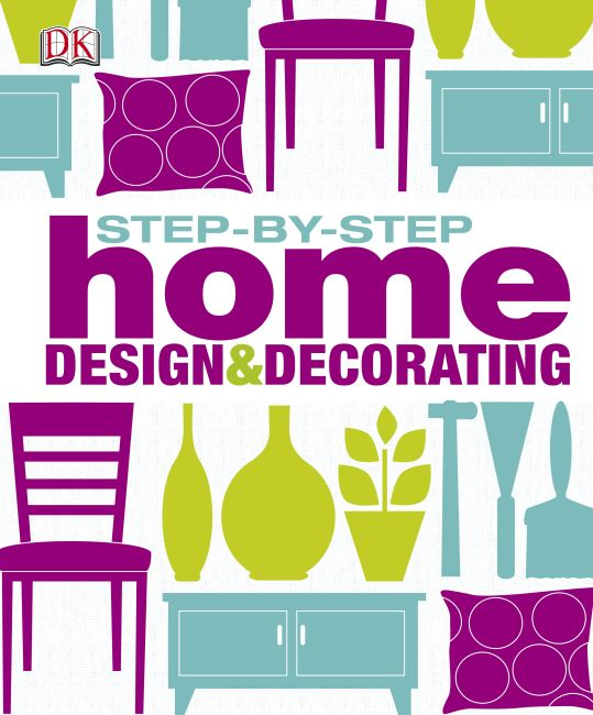 eBook cover of Step-by-Step Home Design and Decorating