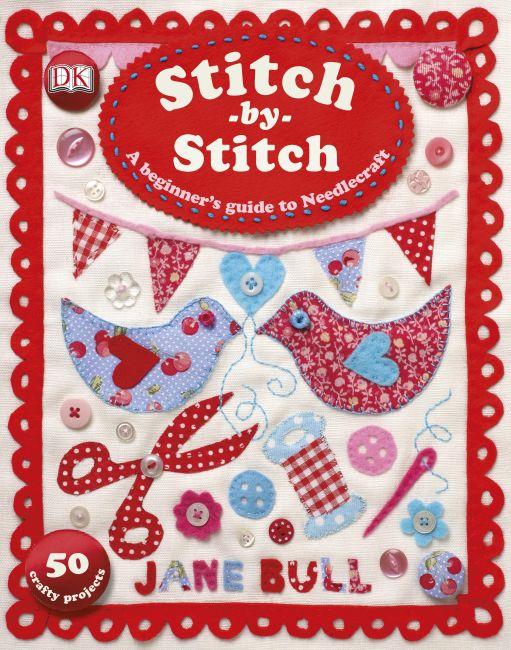 eBook cover of Stitch by Stitch