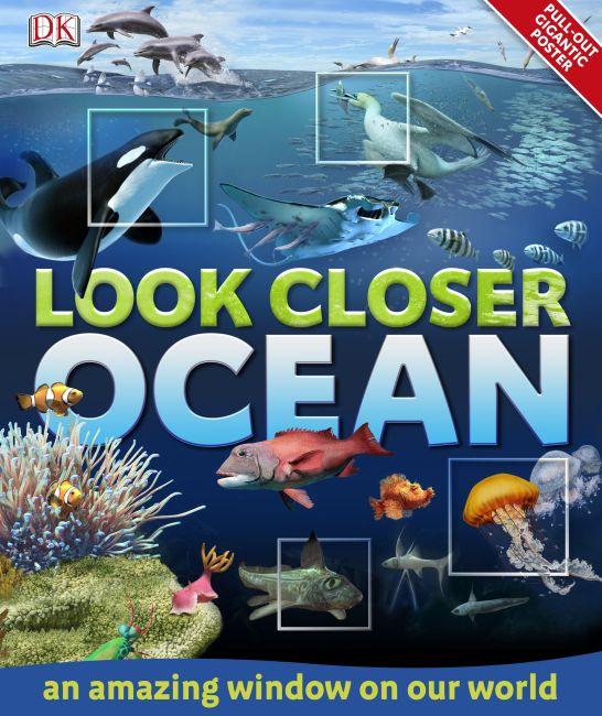 eBook cover of Look Closer: Ocean