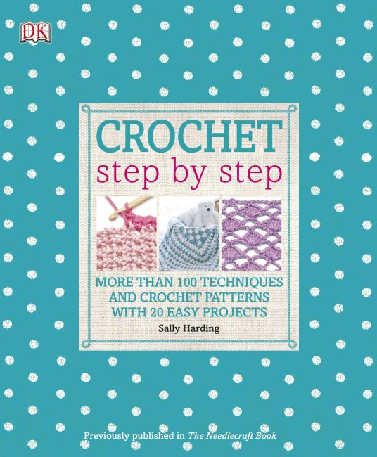 Paperback cover of Crochet Step by Step