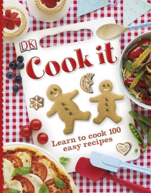 Hardback cover of Cook It