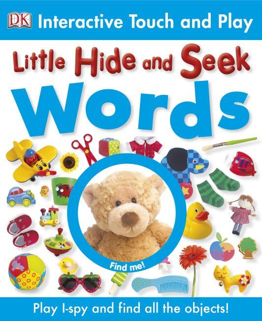 eBook cover of Little Hide and Seek: Words