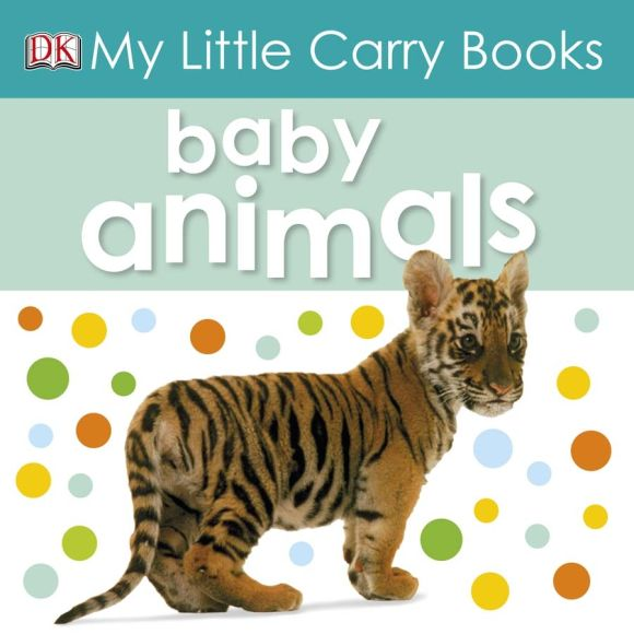eBook cover of My Little Carry Book: Baby Animals