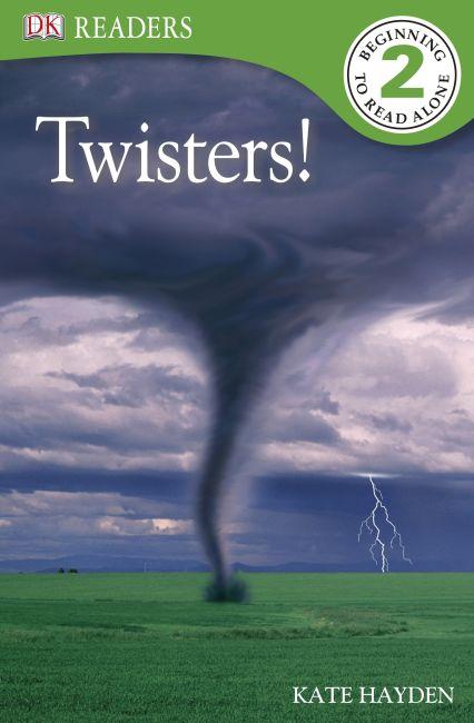 eBook cover of DK Readers: Twisters!