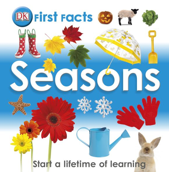 eBook cover of First Facts: Seasons