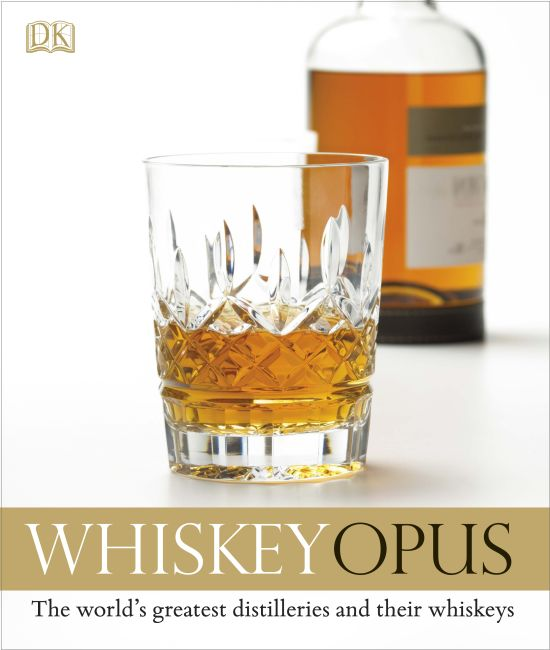 eBook cover of Whiskey Opus