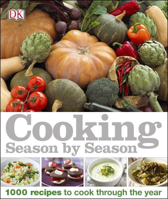 eBook cover of Cooking Season by Season