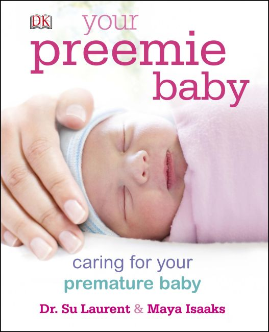eBook cover of Your Preemie Baby