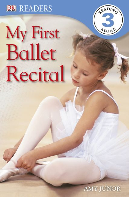 eBook cover of DK Readers: My First Ballet Recital