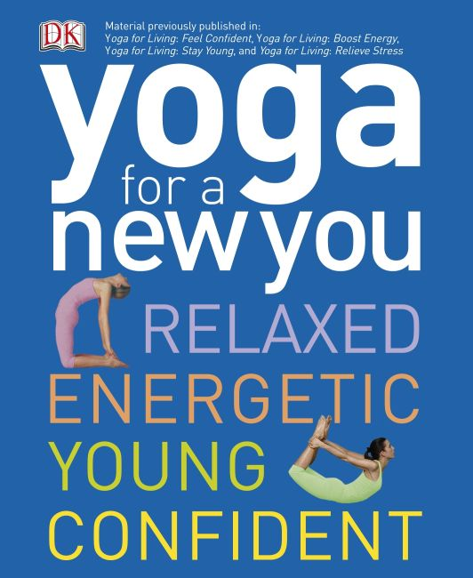 eBook cover of Yoga for a New You