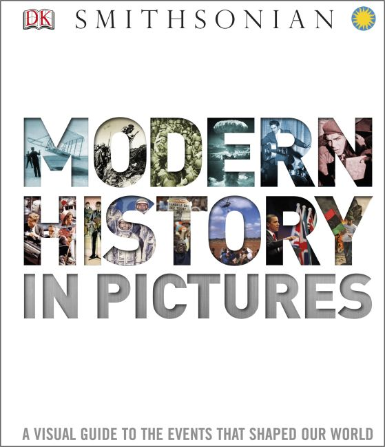 eBook cover of Modern History in Pictures
