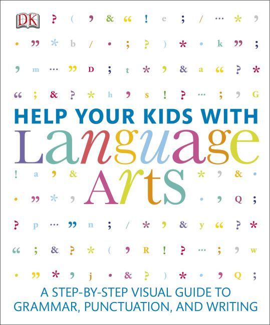 Paperback cover of Help Your Kids with Language Arts