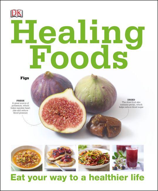 Hardback cover of Healing Foods