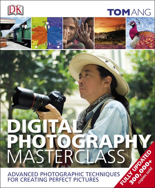 Hardback cover of Digital Photography Masterclass
