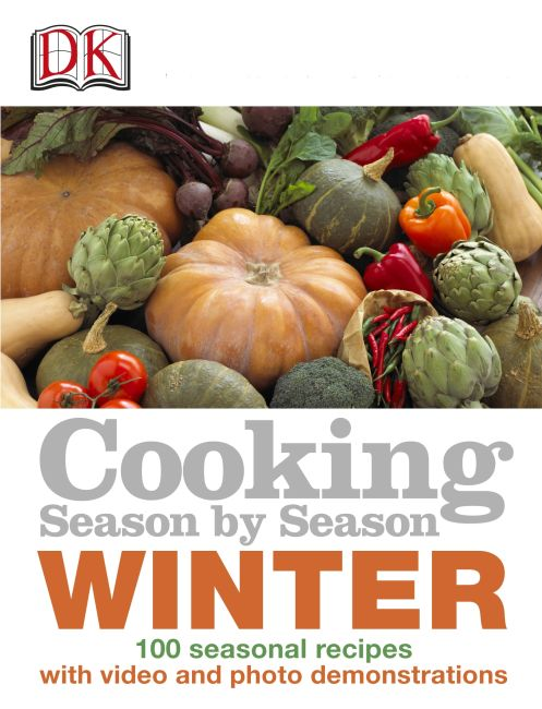 eBook cover of Cooking Season by Season - Winter