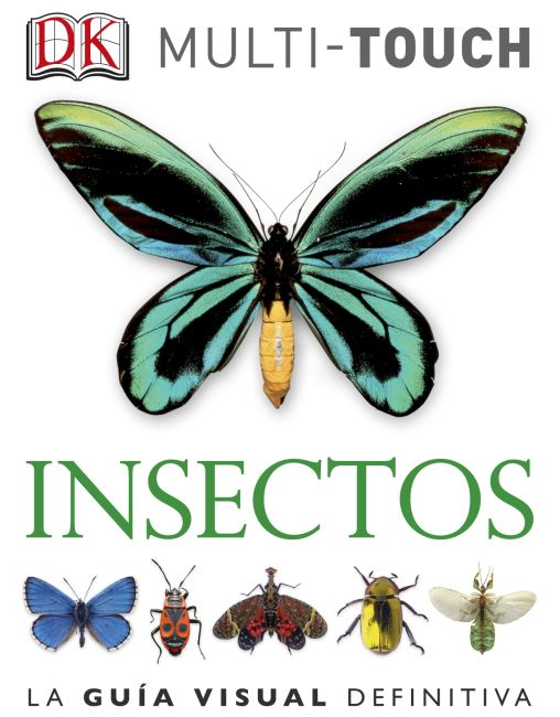 eBook cover of Insectos – Español