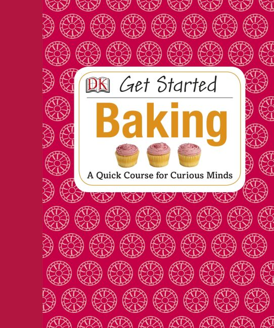 eBook cover of Get Started: Baking