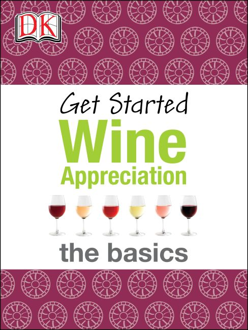eBook cover of Get Started: Wine Appreciation