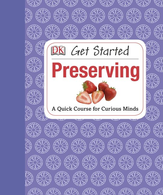 eBook cover of Get Started: Preserving