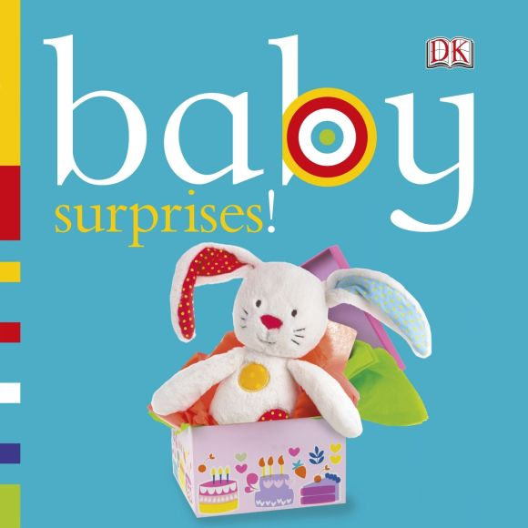 eBook cover of Baby: Surprises!