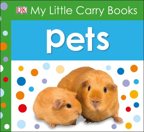 eBook cover of My Little Carry Books: Pets