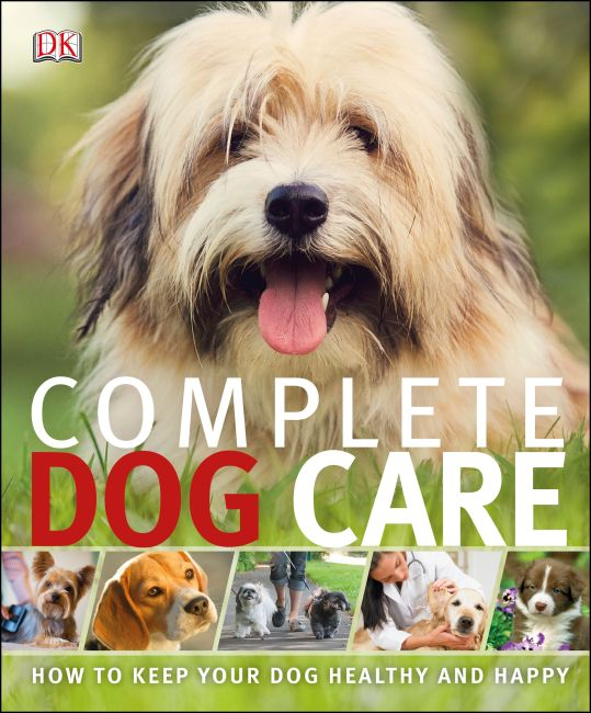 eBook cover of Complete Dog Care
