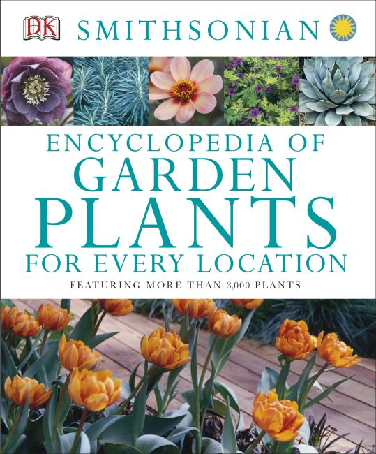 Hardback cover of Encyclopedia of Garden Plants for Every Location