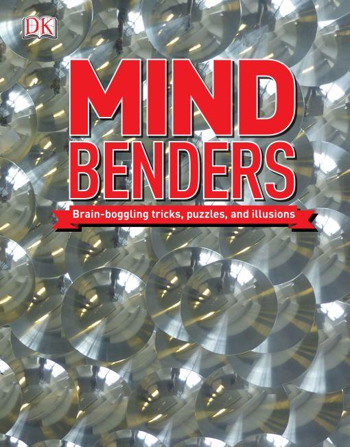 Hardback cover of Mind Benders