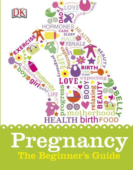 Hardback cover of Pregnancy: The Beginner's Guide