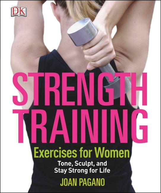 Paperback cover of Strength Training Exercises for Women