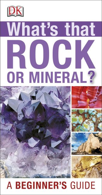 Paperback cover of Whats that Rock or Mineral