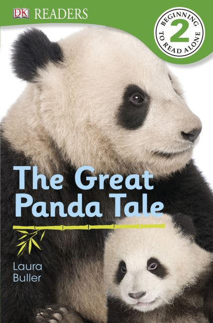 Paperback cover of DK Readers L2: The Great Panda Tale