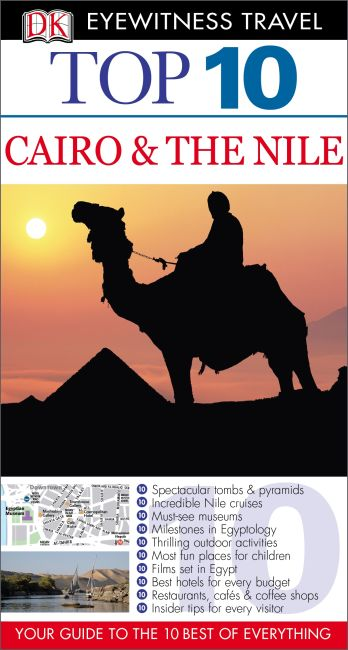 eBook cover of DK Eyewitness Top 10 Cairo and the Nile