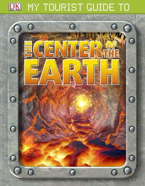 eBook cover of My Tourist Guide to the Center of the Earth