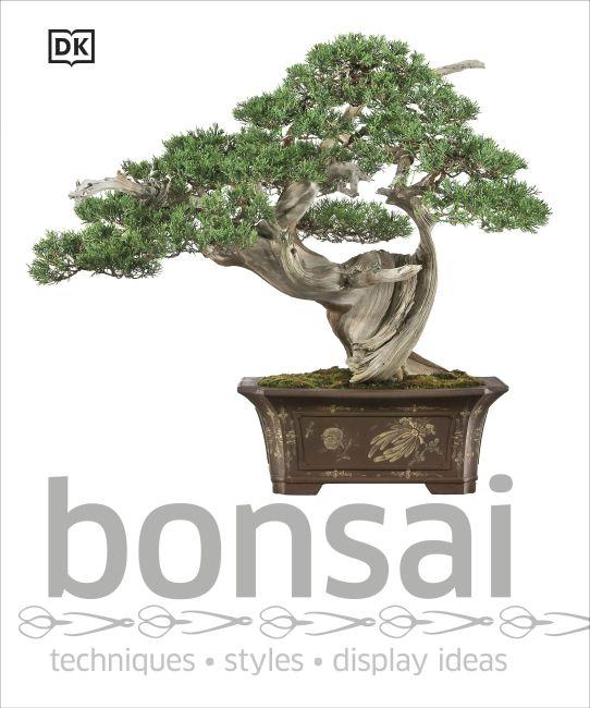 Hardback cover of Bonsai