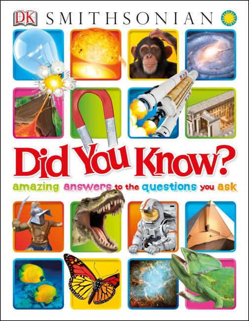 Hardback cover of Did You Know?