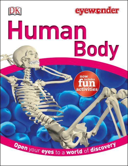 eBook cover of Eye Wonder: Human Body