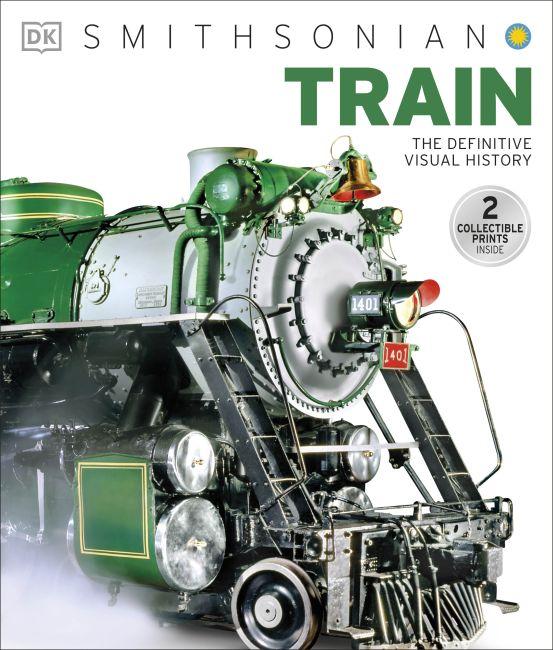 Hardback cover of Train