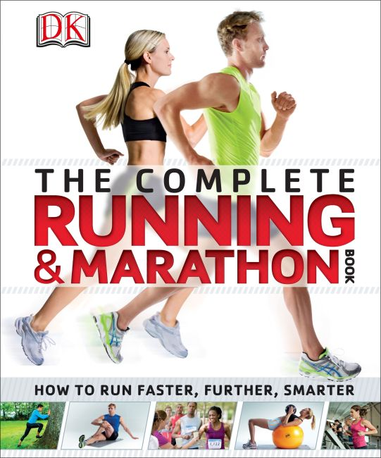 eBook cover of The Complete Running and Marathon Book